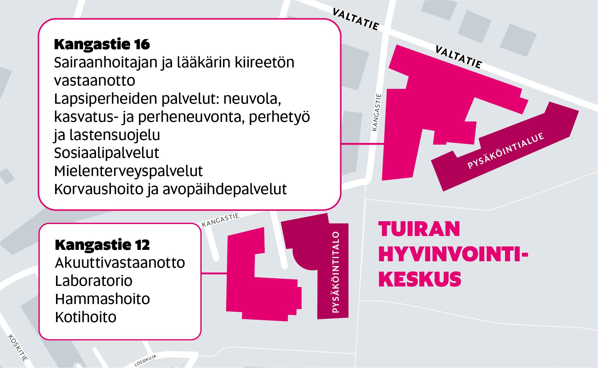 Kangastie 16 Oulu